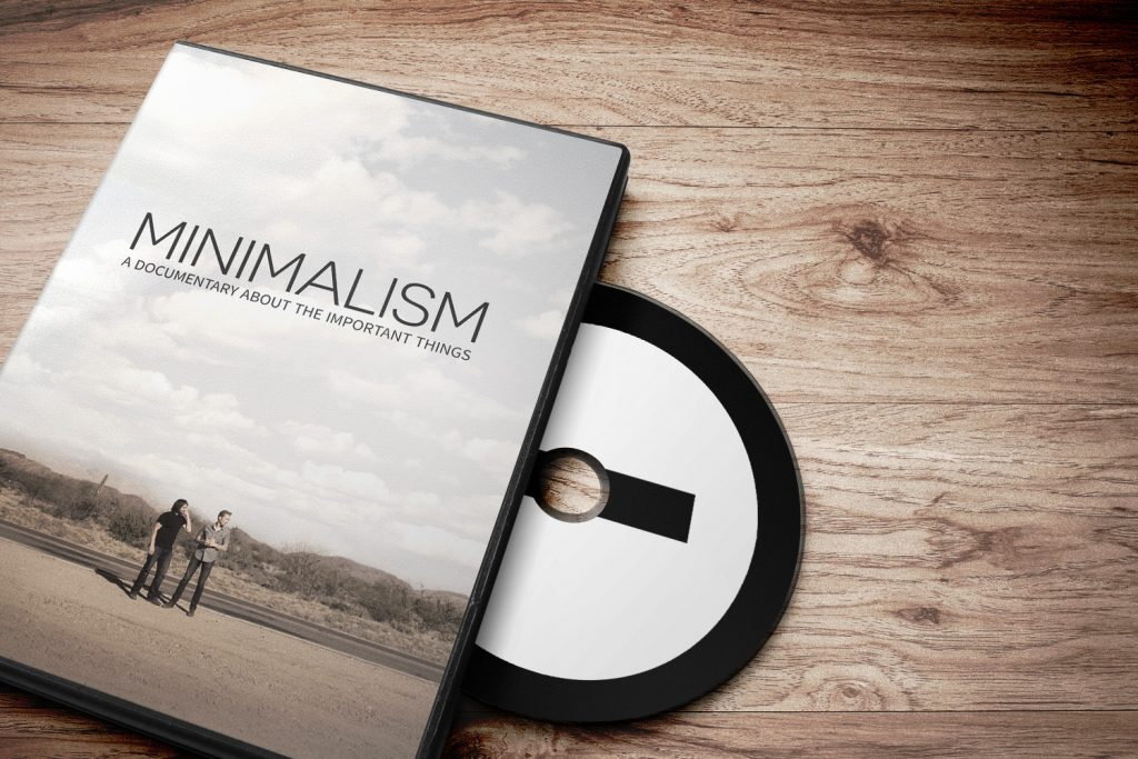 Minimalism Film DVD by SPYR