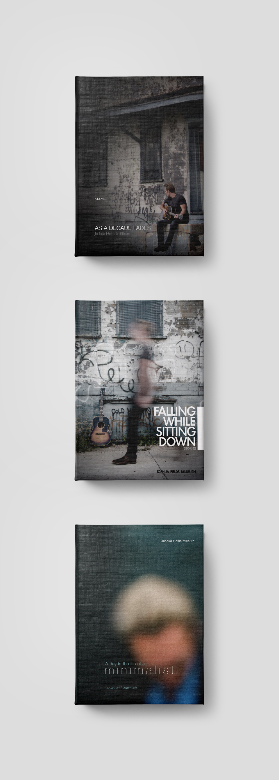 The Minimalists Books - Covers by SPYR